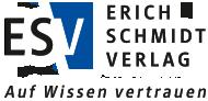 Erich Schmidt Verlag. Auf Wissen vertrauen.